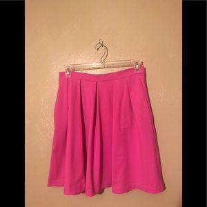 Cynthia Rowley skirt, pink size Med.  Pockets
